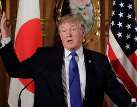 Tổng thống Trump: Thời kỳ kiên nhẫn với Triều Tiên đã hết