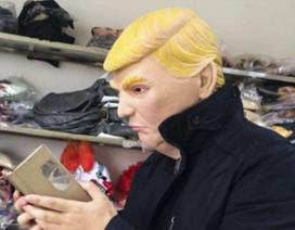 """Doanh nghiệp Trung Quốc kiếm bộn tiền nhờ """"cơn sốt"""" Donald Trump"""