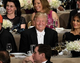 Lộ thực đơn tiệc trưa nhậm chức của Tổng thống đắc cử Trump