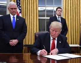 Hôm nay ông Trump sẽ chính thức ký sắc lệnh rút khỏi TPP