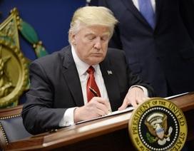 Nhà Trắng sẽ kháng cáo phán quyết chặn sắc lệnh di trú mới của ông Trump