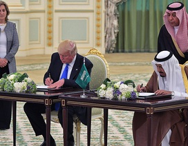 Mỹ bán gì cho Ả-rập Xê-út trong hợp đồng vũ khí 110 tỷ USD?