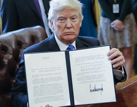 Tổng thống Trump đưa tranh cãi lệnh cấm nhập cư lên Tòa án tối cao