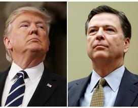 """Cựu giám đốc FBI tiết lộ về bữa tối """"định mệnh"""" với Tổng thống Trump"""