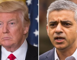 Thị trưởng London chỉ trích Tổng thống Trump chia rẽ nước Anh