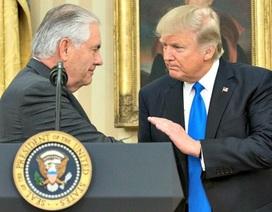 Tổng thống Trump chỉ đạo Ngoại trưởng cải thiện quan hệ với Nga