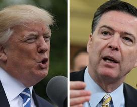 """Tổng thống Trump chỉ trích cựu Giám đốc FBI """"hèn nhát"""""""