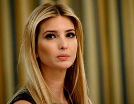 """Con gái ông Trump bị kiện vì nghi """"nhái"""" thiết kế"""