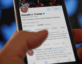 Tổng thống Trump bị kiện vì chặn người theo dõi Twitter của mình