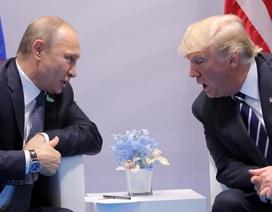 Tổng thống Trump sẵn sàng ký lệnh trừng phạt Nga