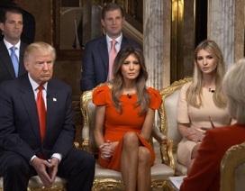 """Đội quân """"bóng hồng"""" bảo vệ bà Melania Trump thăm Nhật Bản"""