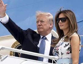 Đệ nhất phu nhân Melania không tháp tùng Tổng thống Trump thăm Việt Nam