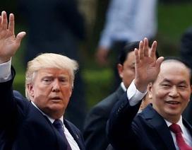 Những ngày bận rộn của Tổng thống Mỹ Donald Trump tại Việt Nam