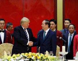Truyền thông quốc tế viết về chuyến thăm Việt Nam của Tổng thống Trump