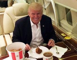 3 USD để ăn sáng cùng Tổng thống Trump