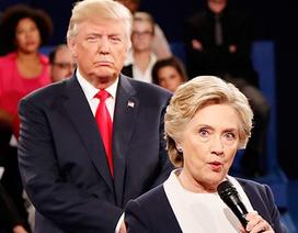 """Tổng thống Trump """"thách"""" bà Cliton tái tranh cử"""