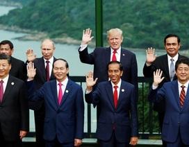 Các lãnh đạo APEC chụp ảnh chung tại Đà Nẵng