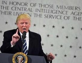 Tổng thống Trump xóa tan nghi vấn bất hòa với tình báo Mỹ