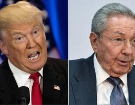 Chủ tịch Cuba chỉ trích mạnh mẽ Tổng thống Trump