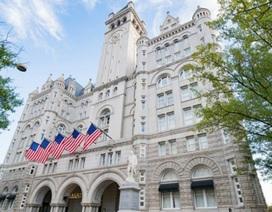 Mỹ bắt kẻ mang súng trong ô tô tại khách sạn của ông Trump ở Washington