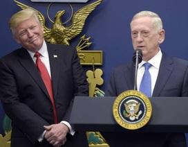Ông chủ Lầu Năm Góc phản bác Tổng thống Trump