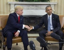 """Tổng thống Trump """"nhầm lẫn"""" khi so sánh tỷ lệ ủng hộ với ông Obama?"""