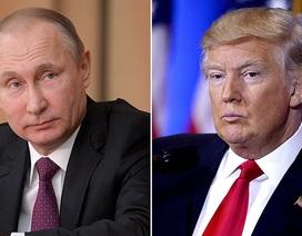Tổng thống Putin lên án những lời bôi nhọ ông Trump