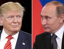Tổng thống Putin nói sẵn sàng gặp ông Trump