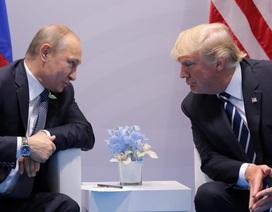 Ông Trump nói quan hệ Nga - Mỹ ở mức thấp nhất mọi thời đại