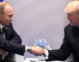 Mỹ gửi tín hiệu nhượng bộ tới Nga trước thềm thượng đỉnh song phương