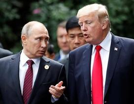 Tổng thống Trump - Putin điện đàm khẩn cấp về Triều Tiên