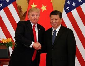 Mỹ - Trung ký thỏa thuận 253 tỷ USD trong chuyến thăm của Tổng thống Trump