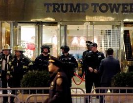 Mật vụ Mỹ bỏ Tháp Trump vì tranh chấp tiền thuê mặt bằng