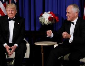 """Ông Trump nói cuộc điện đàm giận dữ với Thủ tướng Australia là """"tin thất thiệt"""""""