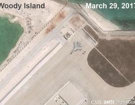 """Trung Quốc bị """"tố"""" đưa máy bay chiến đấu tới Hoàng Sa"""