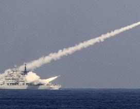 """Trung Quốc thử tên lửa """"sát nách"""" Triều Tiên"""