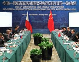 Trung Quốc, Philippines không đạt tiến triển đột phá trong hội đàm song phương về Biển Đông