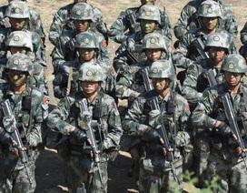 Trung Quốc diễn tập bắn đạn thật gần biên giới Ấn Độ giữa lúc căng thẳng