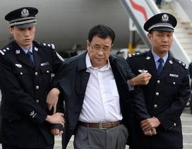 """Hàng nghìn quan tham Trung Quốc bỏ trốn bị """"sa lưới"""""""