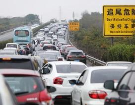 Trung Quốc sắp cấm ô tô chạy bằng xăng, dầu diesel