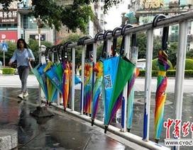 Dịch vụ chia sẻ ô của Trung Quốc mất 300.000 chiếc sau vài tuần