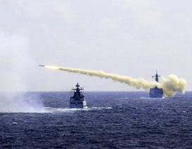 Video tuyển quân của Trung Quốc hé lộ căng thẳng trên biển Hoa Đông