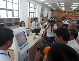 """Hà Tĩnh khai trương Trung tâm Hành chính công nhằm dẹp """"nạn"""" nhũng nhiễu"""