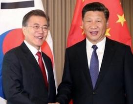 Tổng thống Hàn Quốc và Chủ tịch Trung Quốc sẽ gặp nhau tại Việt Nam