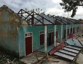 Quảng Bình: Phân bổ 4 tỷ đồng cho các trường khắc phục hậu quả do bão