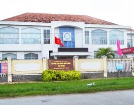 Sai phạm tại trường Cao đẳng Cộng đồng tỉnh Sóc Trăng: Miễn nhiệm chức vụ hiệu trưởng!