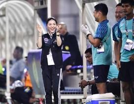 Nữ trưởng đoàn Thái Lan nói gì sau trận thắng nhọc nhằn Đông Timor?