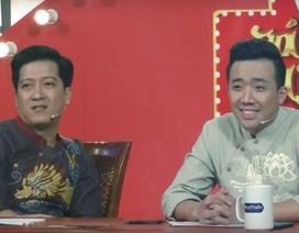 """Trường Giang cười gượng khi """"Hot boy trà sữa thắng 150 triệu đồng"""""""