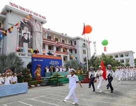 TPHCM: Đề nghị nâng cấp trường Kỹ thuật Hải quân thành Cao đẳng