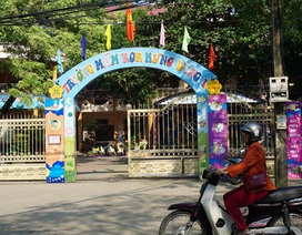 TP Vinh: Các trường mầm non trả lại tiền học phí thu quá quy định